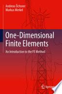 One Dimensional Finite Elements