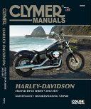 Harley Davidson FXD FLD Dyna Series 2012 2017