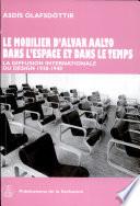Le mobilier d Alvar Aalto dans l espace et dans le temps