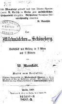 """""""Das"""" Milchmädchen aus Schöneberg"""