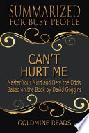 CAN'T HURT ME - Summarized for Busy People Pdf/ePub eBook