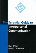 Pocket Guide to Public Speaking   Essential Guide to Group Communication   Essential Guide to Interpersonal Communication