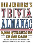 download ebook ken jennings\'s trivia almanac pdf epub