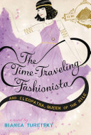 download ebook the time-traveling fashionista and cleopatra, queen of the nile pdf epub