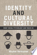 Identity and Cultural Diversity