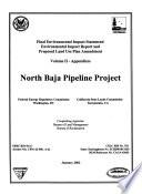 North Baja Pipeline Project