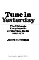 Tune in yesterday Popular Radio Shows Are Included As