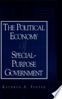 The Political Economy of Special Purpose Government