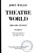 Theatre World 1980 1981
