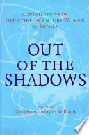 Out Of The Shadows : to physics from the twentieth...