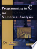 Programming in C and Numerical Analysis