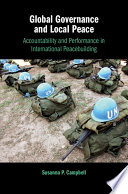 Global Governance and Local Peace