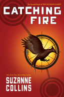 The Hunger Games 2 Catching Fire  book