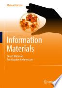 Information Materials book