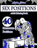 Sex Position Coloring Book  Nights Edition