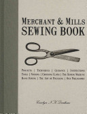 Merchant   Mills Sewing Book
