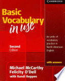 Vocabulary in Use: High Intermediate : 100 Units of Vocabulary Practice in North American English