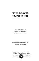 The black insider