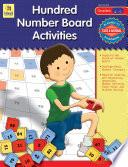 Hundred Number Board Activities, Grades 4 - 5