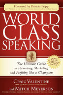 World Class Speaking