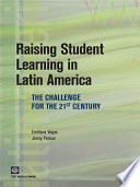 Raising Student Learning in Latin America