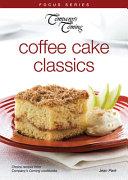 Company s Coming Coffee Cake Classics