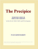 The Precipice  Webster s French Thesaurus Edition