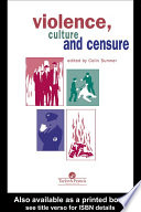 Violence  Culture And Censure