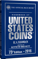 Handbook of United States Coins 2016 Hardcover
