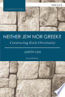 Neither Jew Nor Greek  : by one of the world's leading...