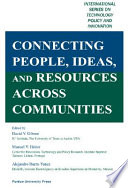 Connecting People  Ideas  and Resources Across Communities
