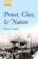 Proust  Class  and Nation