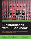 Bioinformatics with R Cookbook