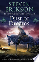 Dust Of Dreams book