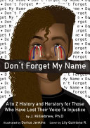 Book Don t Forget My Name