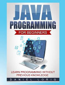 Java Programming For Beginners