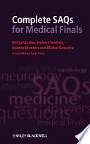 Complete SAQs for Medical Finals