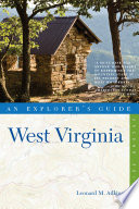 Explorer s Guide West Virginia  Second Edition