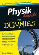 Physik kompakt f  r Dummies