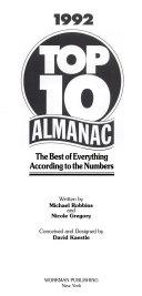 1992 Top 10 Almanac