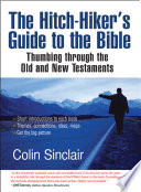 The Hitch hiker s Guide to the Bible