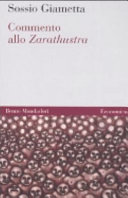 Commento allo Zarathustra Book Cover