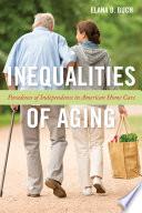 Inequalities of Aging