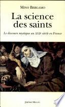 La science des saints