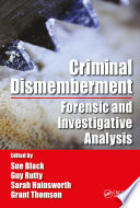 Criminal Dismemberment