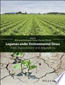Legumes under Environmental Stress