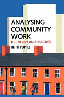 Analysing Community Work