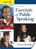 Cengage Advantage Books  Essentials of Public Speaking