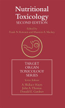 Nutritional Toxicology, Second Edition