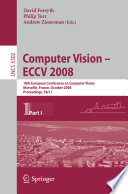 Ebook Computer Vision - ECCV 2008 Epub David Forsyth,Philip Torr,Andrew Zisserman Apps Read Mobile